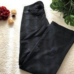 🌻NEW🌻 Women Columbia Sportswear Black Size 10 R